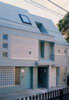 西池袋の家々
