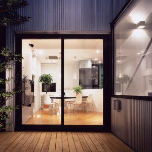 浜田山の家2