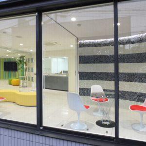 織田学園ホールのリノベーション